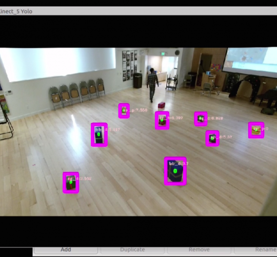 OpenPTrack – Enabling collaborative extended reality experiences